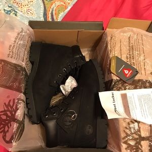 Timberland Boots (Black)